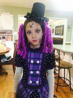 25 best broken doll ally images  broken doll doll makeup