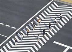 >crosswalk<