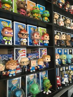 Display Geek Funko Display Shelves for Pop Vinyls