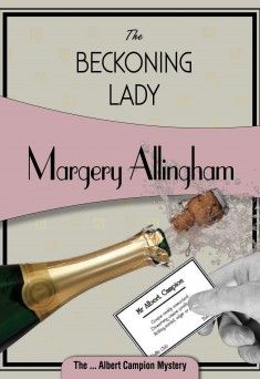 The Beckoning Lady -- an Albert Campion mystery