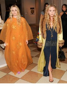 Mary-Kate and Ashley Olsen Style - Mary-Kate and Ashley Olsen Fashion Givenchy, Balenciaga, Gucci, Ashley Olsen Style, Olsen Twins Style, Mary Kate Ashley, Mary Kate Olsen, Elizabeth Olsen, Emilio Pucci