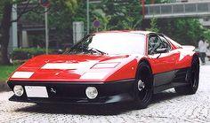 Ferrari 512 BBi IMSA (1982 - 1984)
