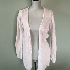 Oversized cardigan Great cream colored oversized knit cardigan Old Navy Sweaters Cardigans
