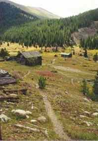 Independence - Colorado Ghost Town.  Spent many wonderful hours here.  jKR