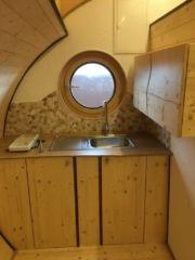 Kuchenzeile Im Kindergarten Runde Badezimmerspiegel