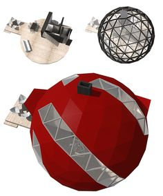 All-Season Dome Home Design by No Rules Just Architecture