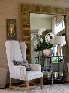 HGTV Green Home 2012: Living Room Pictures : Greenhome : HGTV