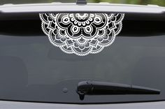 Flower Decal Mandala Decal Car Decal Laptop Sticker Half Mandala Floral Hippie Seed of Life pretty fractal fibonacci psychedelic decal. Flower Decal Mandala Decal Car Decal Laptop Sticker Half Mandala Floral Hippie Seed of Life pretty fractal fibonacci psychedelic decal 💚 PRODUCT DETAILS 💚 Glossy finish (Black is Matte) 💚 Waterproof 💚 5 Year Outdoor Vinyl 💚 7-10 Indoor Vinyl 💚 Application instructions supplied in package 💚 Not for...