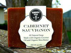 Cabernet Sauvignon Happy Hour Soap – Blue Blossom