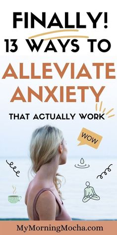 People with anxiety are feeling less anxious and are overcoming anxiety with these 13 different steps, here's how you can overcome your anxiety too! Click through to find out... Mental Health Journal, Positive Mental Health, How To Treat Anxiety, Deal With Anxiety, Anxiety Remedies, Natural Remedies For Anxiety, Chronic Pain, Fibromyalgia, Social Anxiety Symptoms