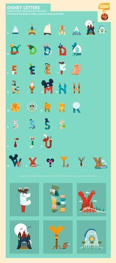 :::Disney Letters:::