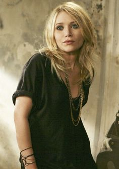 Mary Kate Olsen -- Love the hair!