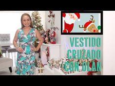 DIY COMO COSTURAR UM VESTIDO COM MANGA MODA 2019 YouTube