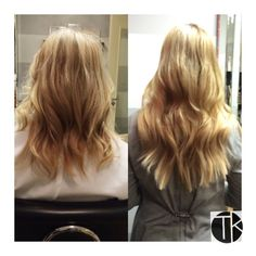 TK Halo Hair Extensions #topknotextensions #tkhair