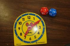A quick and easy game to help your 2nd and 3rd grade students meet Common Core standards! Plus a few more telling time ideas from The Elementary Math Maniac!