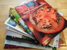 8 things every seed catalog should include. -Gardening Jones