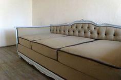 shabby chic bútor, vintage kanapé Sofa, Couch, Shabby Chic, Vintage, Furniture, Home Decor, Chic, Homemade Home Decor, Settee