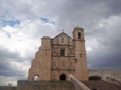 Iglesia de Santo Domingo, Yanhuitlán, Oaxaca