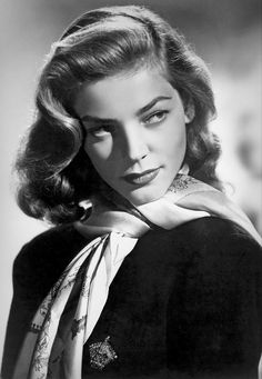 Old Hollywood Stars, Hollywood Icons, Old Hollywood Glamour, Golden Age Of Hollywood, Vintage Hollywood, Hollywood Actresses, Classic Hollywood, Old Hollywood Makeup, Lauren Bacall