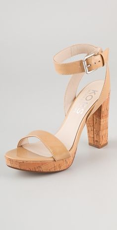 KORS Michael Kors Melbourne Sandals