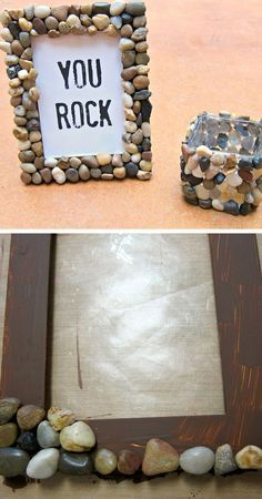 Man Cave Picture Frame | Click Pic for 22 DIY Fathers Day Gift Ideas from Kids to Dad | DIY Gift Ideas for Him