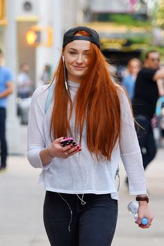 sophie turner street style - Google Search