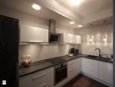 Kuchnia funkcjonalna, wygodna. Kuchnia - zdjęcie od Interio-Desi Pracownia Projektowa