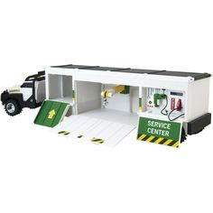 John Deere Ground Force Mobile Play Set