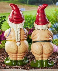 Image result for garden gnomes