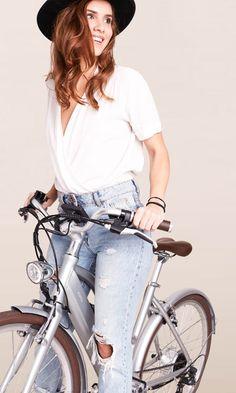 LUTECE BIKE Gris météore, vélo électrique Lutece, Motorcycle, Bike, Inspiration, Modern Retro, Electric, Bicycle Kick, Biblical Inspiration, Bicycle