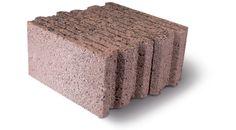 O Megatérmico é um bloco em betão leve de agregados de argila expandida Leca, para construção de alvenarias simples. Tissue Holders, Outdoor Furniture, Outdoor Decor, Ottoman, Construction, Home Decor, Masonry Construction, Clay, Simple