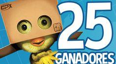 ¡Agradecemos tu confianza!   Cada mes durante el 2015 elegiremos a 25 personas que hayan traido paquetes (durante ese mes) y ganaran 5 libras para su PiOBOX.   Celebremos juntos 25 años del mejor servicio de #PiOBOX en Guatemala.   www.cpxbox.gt || PBX. 2311-2929