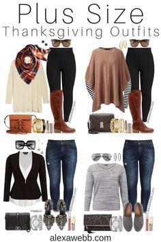 09a2fad3e91 Plus Size Thanksgiving Outfits – Peplum Blazer and Boyfriend Jeans - Plus  Size Fashion for Women - alexawebb.com  plussize  alexawebb