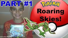 VIDEO: #Pokemon Roaring Skies Booster Box Part 1!   WATCH: https//youtu.be/xQcKImqkdXM   #PokemonTCG #PokemonCards #PrayForPulls #PokemonTrainer #PokemonCommunity