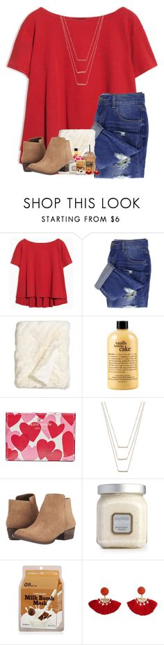 """Do ppl just get on your last nerve sometimes?!!!!"" by kennabug10 ❤ liked on Polyvore featuring Max&Co., Nordstrom, philosophy, Kate Spade, ERTH, Jessica Simpson, Laura Mercier and MANGO"