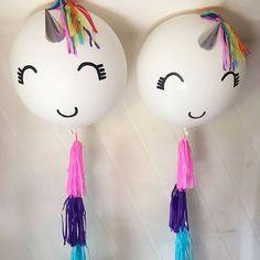 Los globos más mágicos y felices de inglob #unicornballoons #estoyinglob . . . . #unicorn #balloons #globos #unicornio #arcoiris #happyballoons #unicornparty