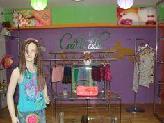Detalle tienda juvenil