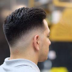 Haircut by benwardscissorhands http://ift.tt/1UmdWSg #menshair #menshairstyles #menshaircuts #hairstylesformen #coolhaircuts #coolhairstyles #haircuts #hairstyles #barbers