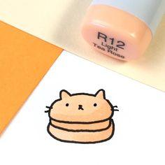 11.9K vind-ik-leuks, 36 reacties - ⭐️KiraKiraDoodles (@kirakiradoodles) op Instagram: 'A tiny Meowcaron for you ☺️✨ • • #copicmarkers #doodle #可愛い #かわいい #meowcaron #macarons #kitty…'