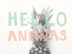 Ananas rain | Asia Pietrzyk loves to draw.