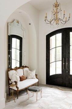 Shopping: 6 Entryways that will make you swoon