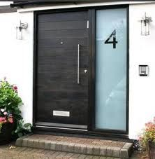 25 Modern Front Door With Wood Accents | Home Design And Interior ...