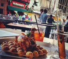 Zymology 21 San Diego - Best Chicken and Waffles