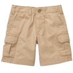 Pull-On Cargo Shorts | Bottoms Shorts