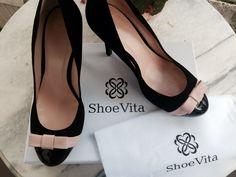 My own design @shoevita   http://www.nelasworldblog.blogspot.de/2014/07/shoevita-create-your-dream-shoe.html?m=1