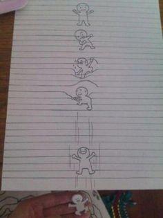 Coole Zeichnung