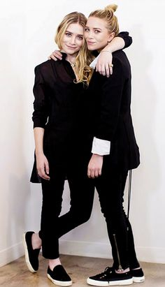 12 Signs You're Actually An Olsen Twin   WhoWhatWear.com