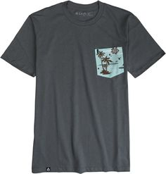 LIRA OAHU SS TEE  Mens  Clothing  Tees Short Sleeve | Swell.com