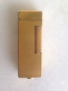 Vintage rare Dunhill  Lighter  RE:24163 /1956-1960 Dunhill rollagas by Myfamilytreasure on Etsy