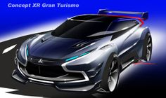 Mitsubishi Concept XR-PHEV Evolution Vision Gran Turismo [29 Photos & Video] - Carscoops